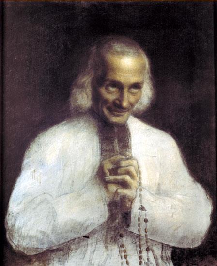 Patron of Parish Priests