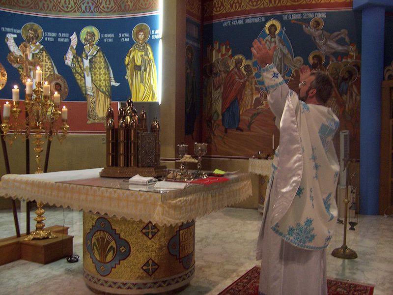 Ukrainian Catholic Liturgy