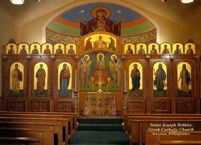A Greek Catholic Church