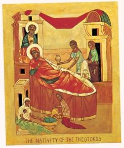 Nativity of the Theotokos