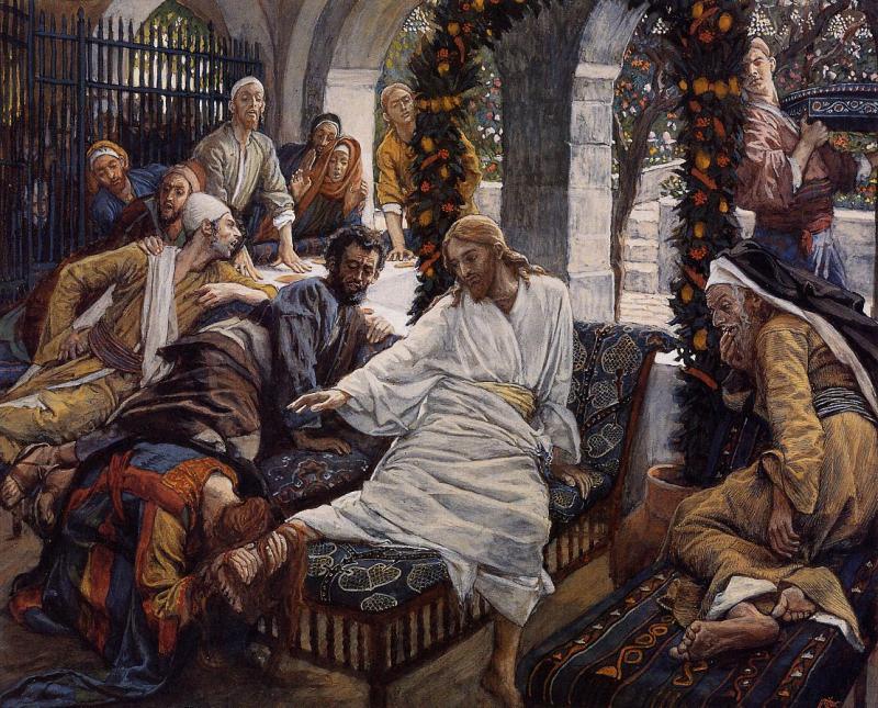 Tissot Magdalen