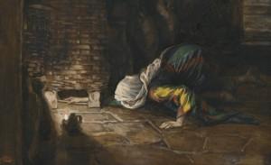 The Lost Drachma (James Tissot)